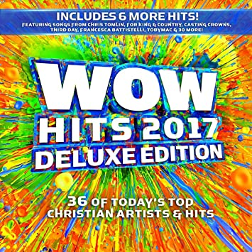 Image result for wow hits 2017 deluxe edition cd