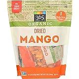 365 Everyday Value, Organic Dried Mango, 1.5 oz, 8 ct