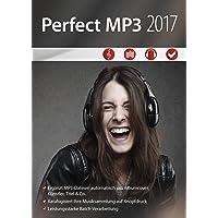 Perfect MP3 2017 - MP3 Sammlungen verwalten und