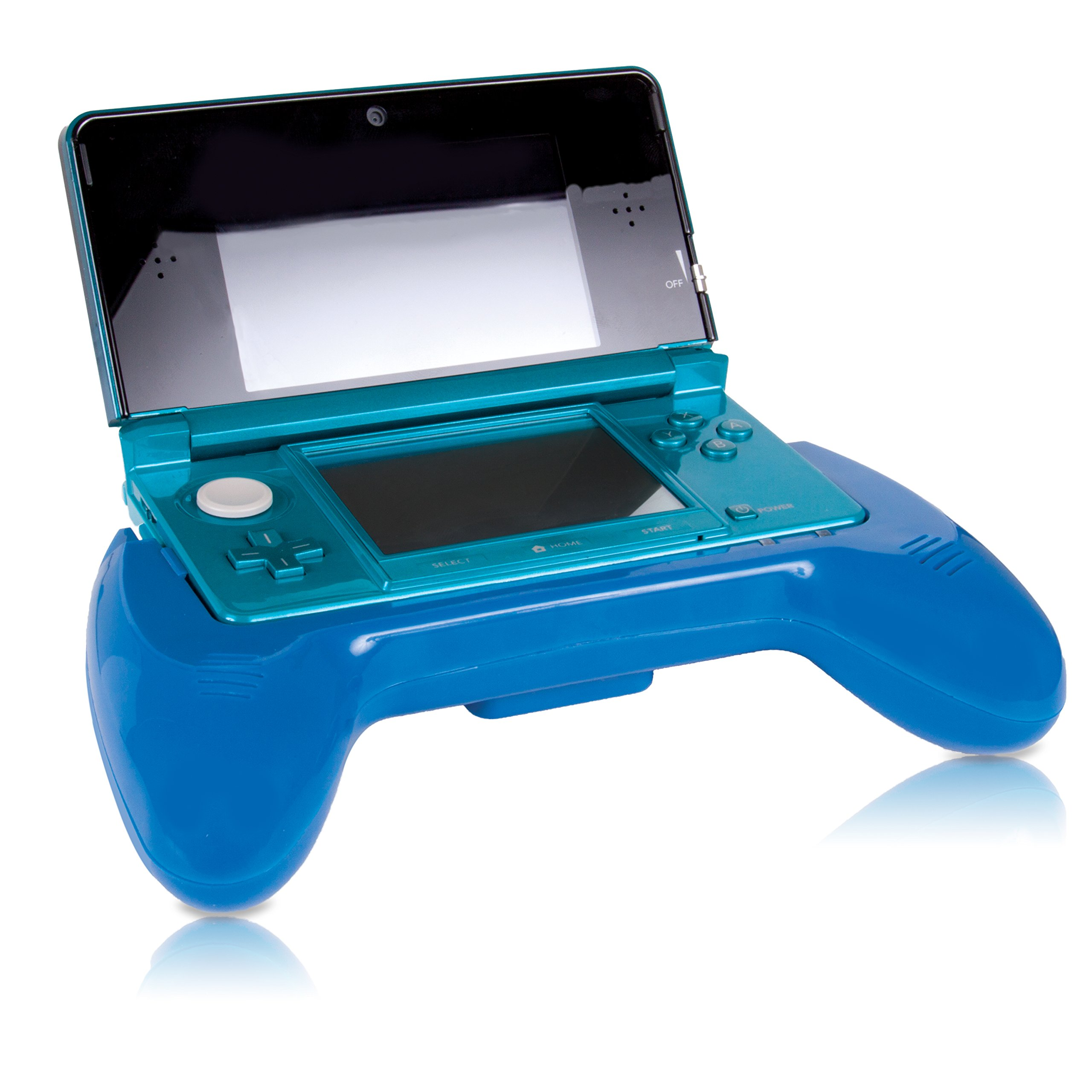 dreamGEAR Nintendo 3DS 20-in-1 Essentials Kit (blue) by dreamGEAR (Image #2)