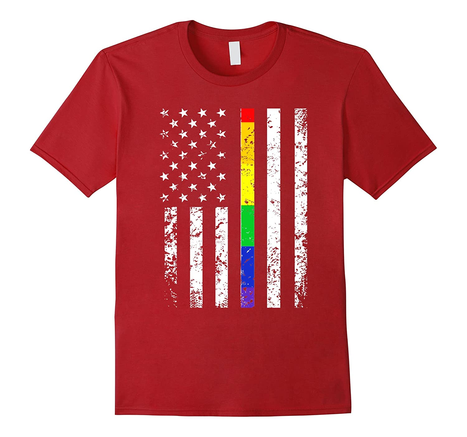 American Pray for Orlando Strong T-Shirt-Art