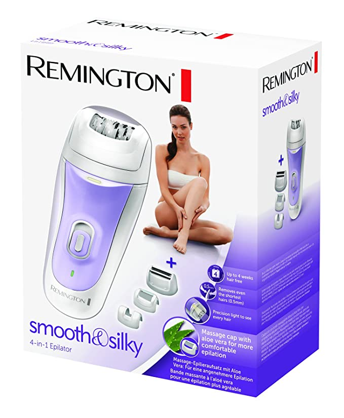Remington EP7020 4-in-1 Epilator  Amazon.co.uk  Health   Personal Care 075e4d6526