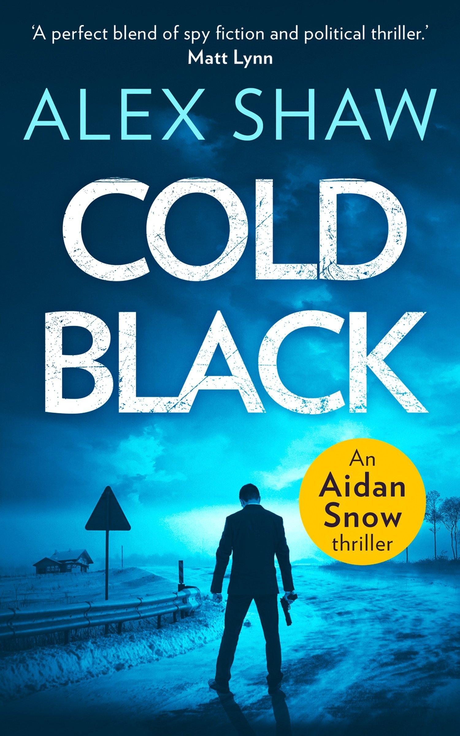 Cold Black  An Aidan Snow SAS Thriller Book 2   English Edition
