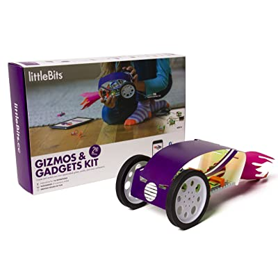 littleBits Gizmos & Gadgets Kit, 2nd Edition: Toys & Games