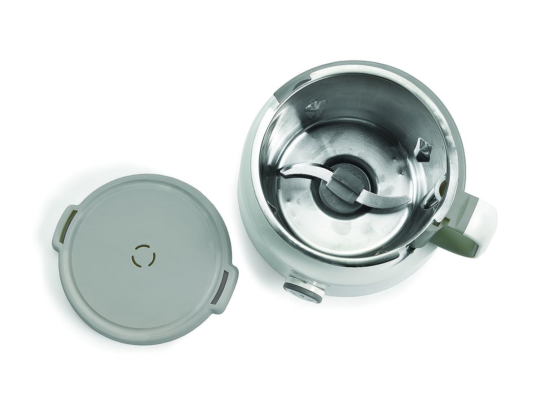 Robot de Cocina para Beb/é 5en1 Descongelar Procesador de Alimentos Infantiles Cocina al Vapor Suavinex Triturar y Esterilizar. Calentar