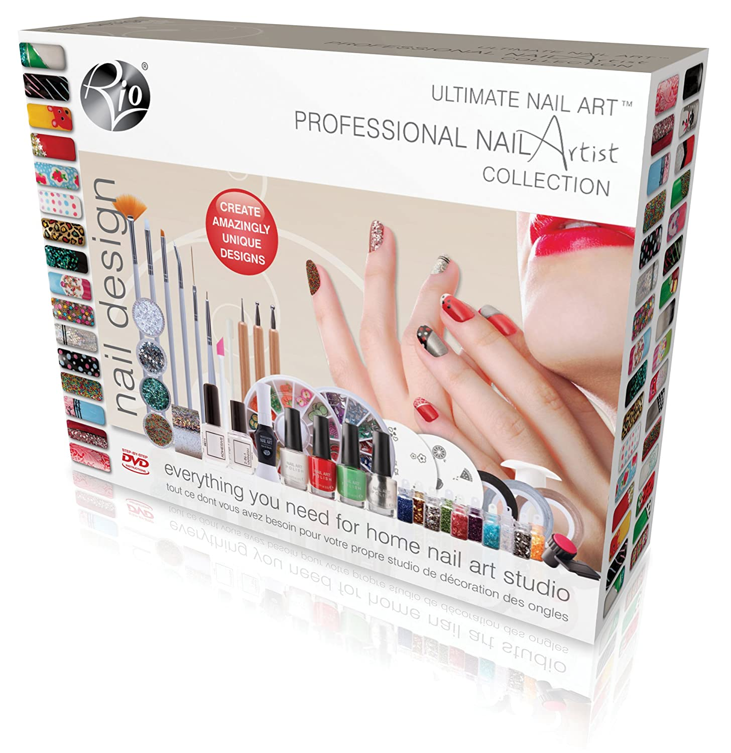 Rio Ultimate Nail Art Professional Artist Collection Amazon