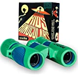 Binoculars For Kids - 8x21 Magnification - Shockproof and Compact Spotting Scope - High Resolution Optics - Best Educational Tool for Travel, Birdwatching, Camping, Star gazing, Science, Hunting