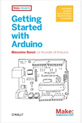 Getting Started with Arduino (Make: Projects) Kindle Edition