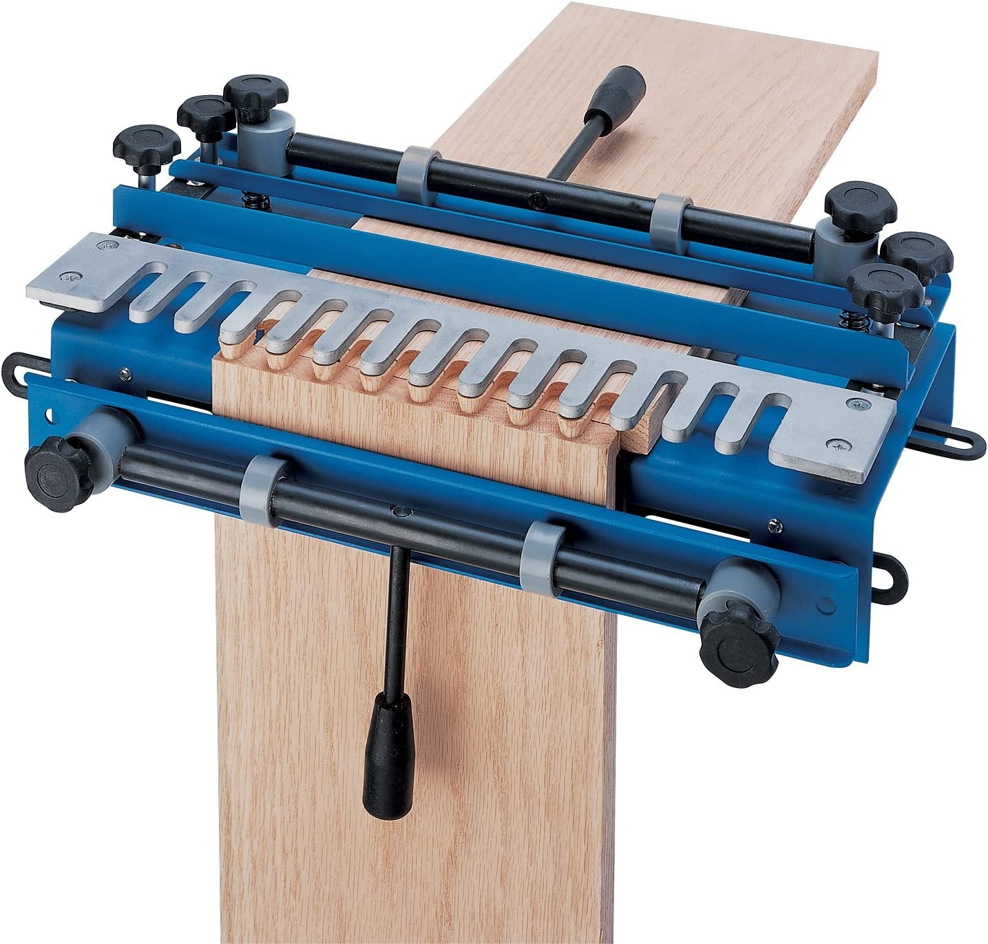 One Pass Male /& Female Dovetail Joint Jig Tool Making Machine