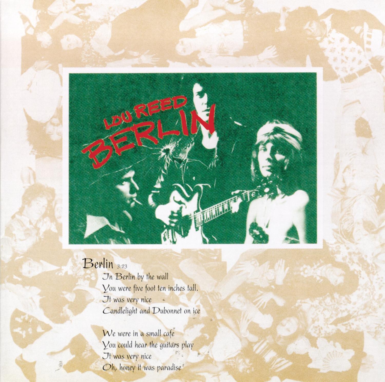 Berlin-Remastered Version - Lou Reed: Amazon.de: Musik