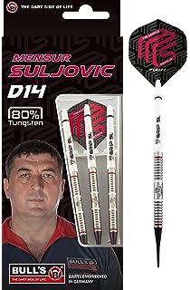 XL Bulls Dart-Shirt Mensur Suljovic 2019 Edition Gr
