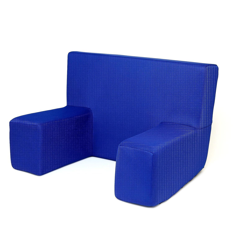 Fauteuil comodone dur haute densité tissu frais extra respirant Design resingomm