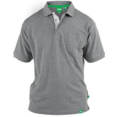 Duke - Camiseta Polo de piqué Modelo D555 Grant en Talla Grande ...