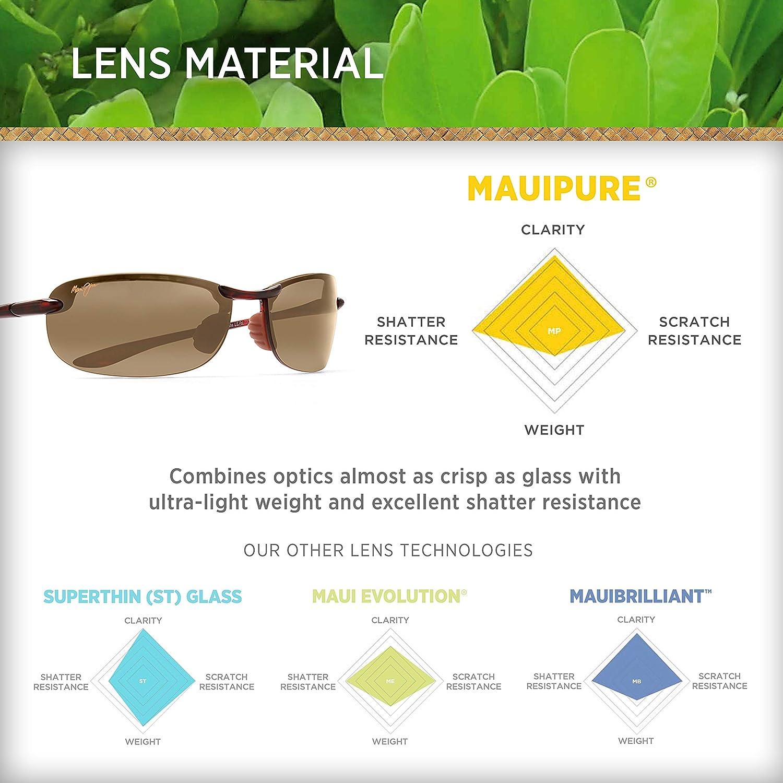 Maui Jim Mens Makaha Sunglasses