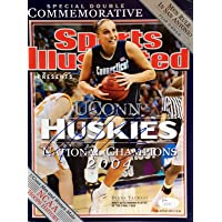 Diana Taurasi (April 14th 2004) Sports Illustrated Signed NL Magazine - JSA Certified - Autographed College Magazines photo