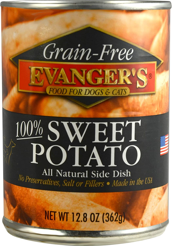 Evanger's Grain-Free Sweet Potato for Dogs & Cats