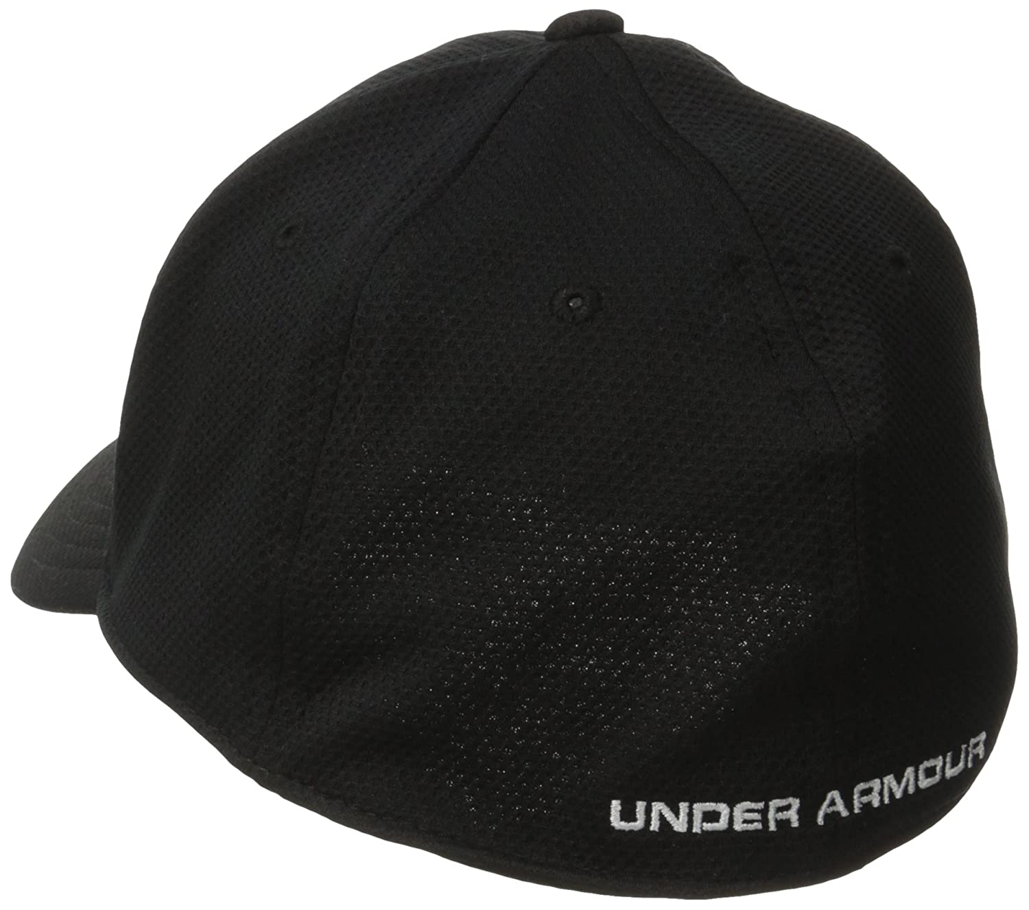 d93542ef0d1 Amazon.com  Under Armour Men s Blitzing II Stretch Fit Cap  UNDER ARMOUR   Sports   Outdoors