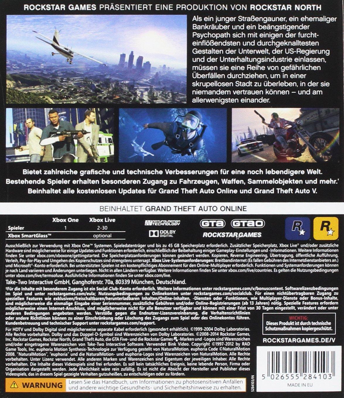 Grand Theft Auto V [German Version]: Amazon.co.uk: PC & Video Games