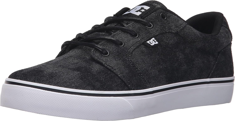 DC Mens Anvil Skate Shoe