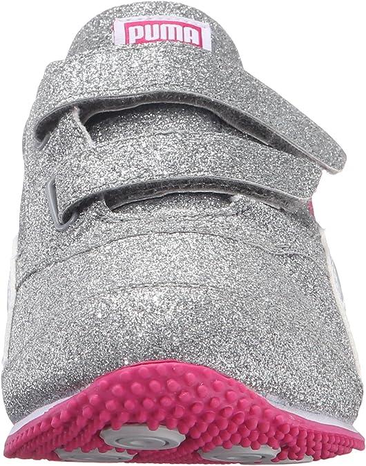 PUMA Steeple Glitz Glam V Kids Sneaker