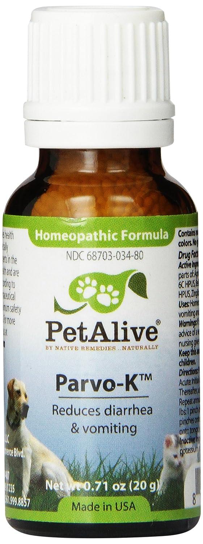 Amazon Com Petalive Parvo K For Dogs For Canine Parvo Virus Pet