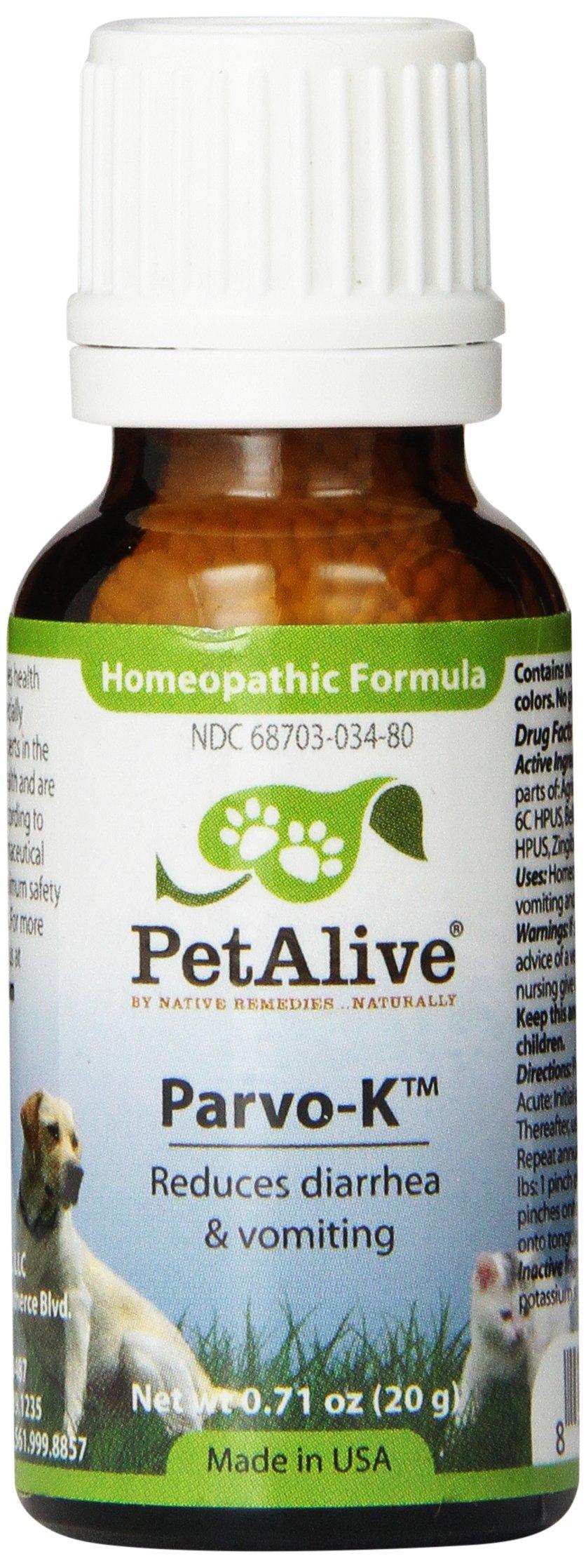 PetAlive Parvo-K for Dogs for Canine Parvo Virus
