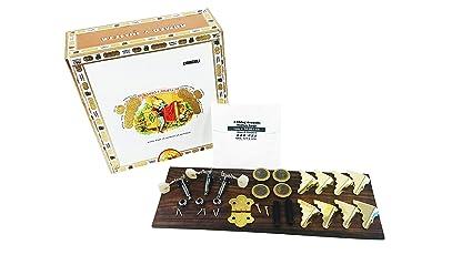 Basic Cigar Box Guitar Kit con instrucciones de montaje detalladas. Pasa ...