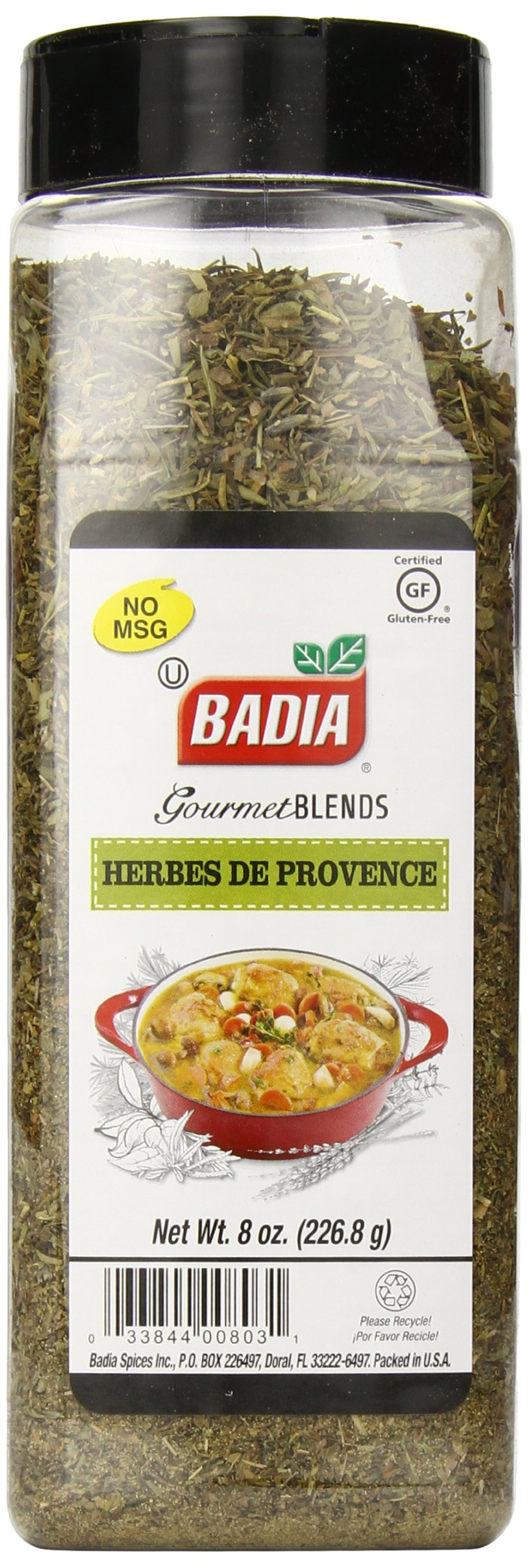 Badia Herbs De Provence, 8 Ounce (Pack of 6) by Badia (Image #1)