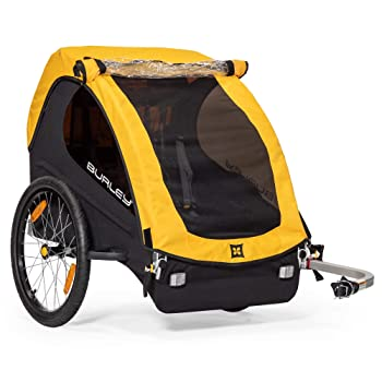 Burley Bee, 2 Seat, Lightweight, Kids Bike-Only Trailer