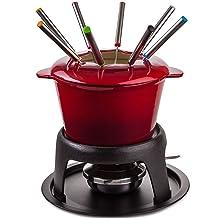 Service à fondue Andrew James  : le plus classique