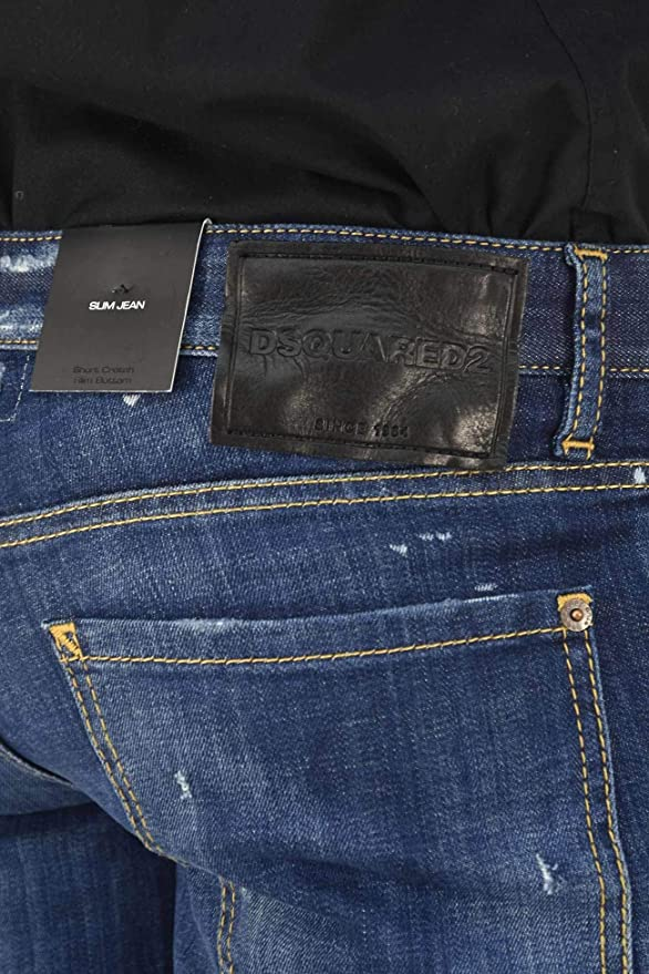 DSquared Jeans S71LB0240 S30342-40(UK) 50(IT) 50(EU)  Amazon.co.uk  Clothing 31779232415c