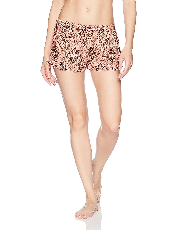 PJ Salvage Womens Printed Lounge Pajama Short
