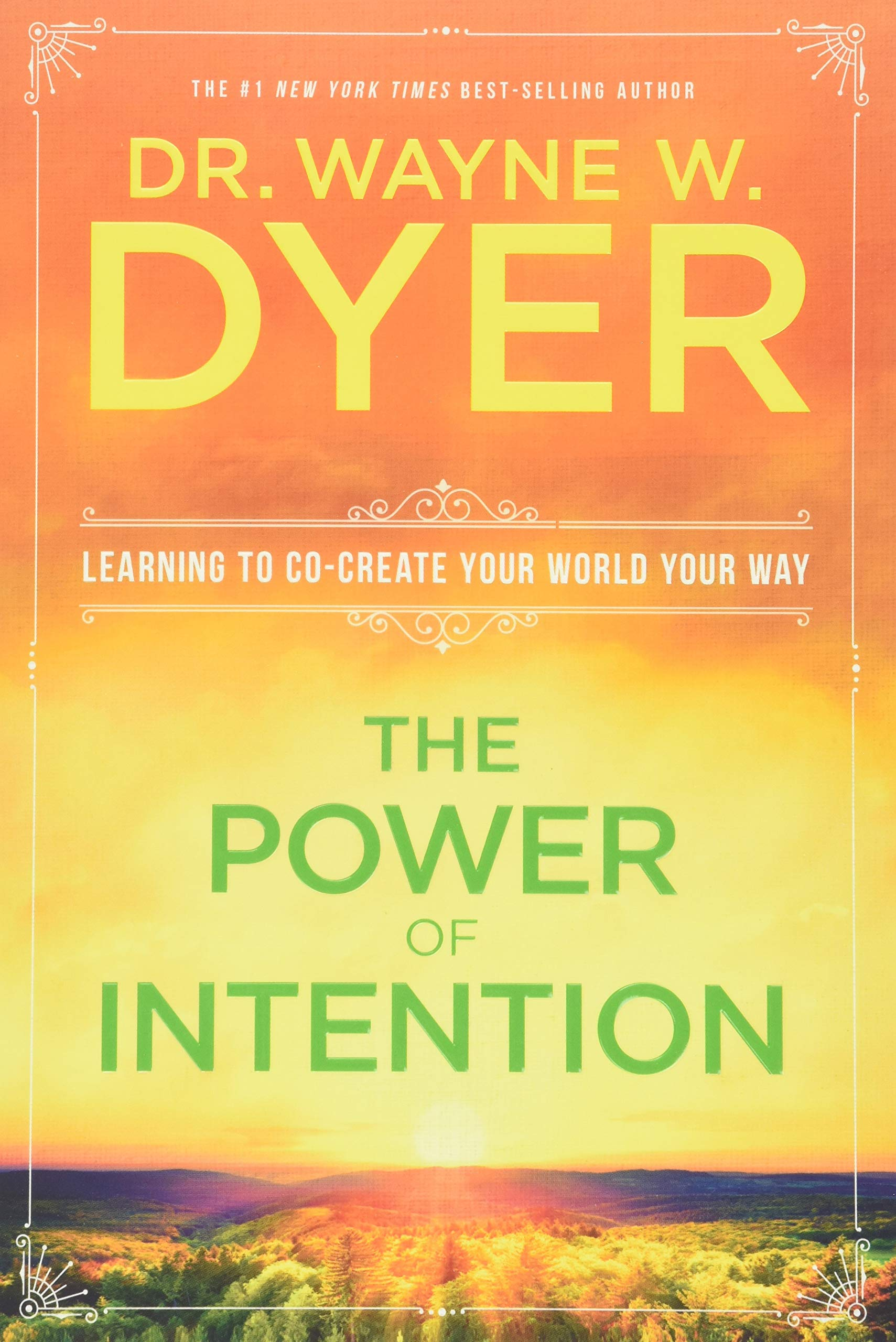 The Power of Intention: Dyer, Wayne W. Dr.: 8601405669872: Amazon.com: Books