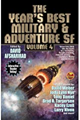 The Year's Best Military and Adventure SF, Volume 4 (4) (Year's Best Military & Adventure Science) Paperback