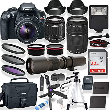 Review Canon EOS Rebel T6