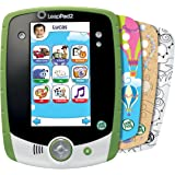Leapfrog - 81407 - Jeu Educatif Electronique - Tablette Tactile Leappad 2+ Personnalisable - Vert