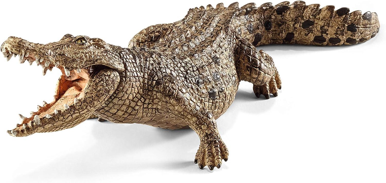 Schleich 14736 Crocodile nylon//a