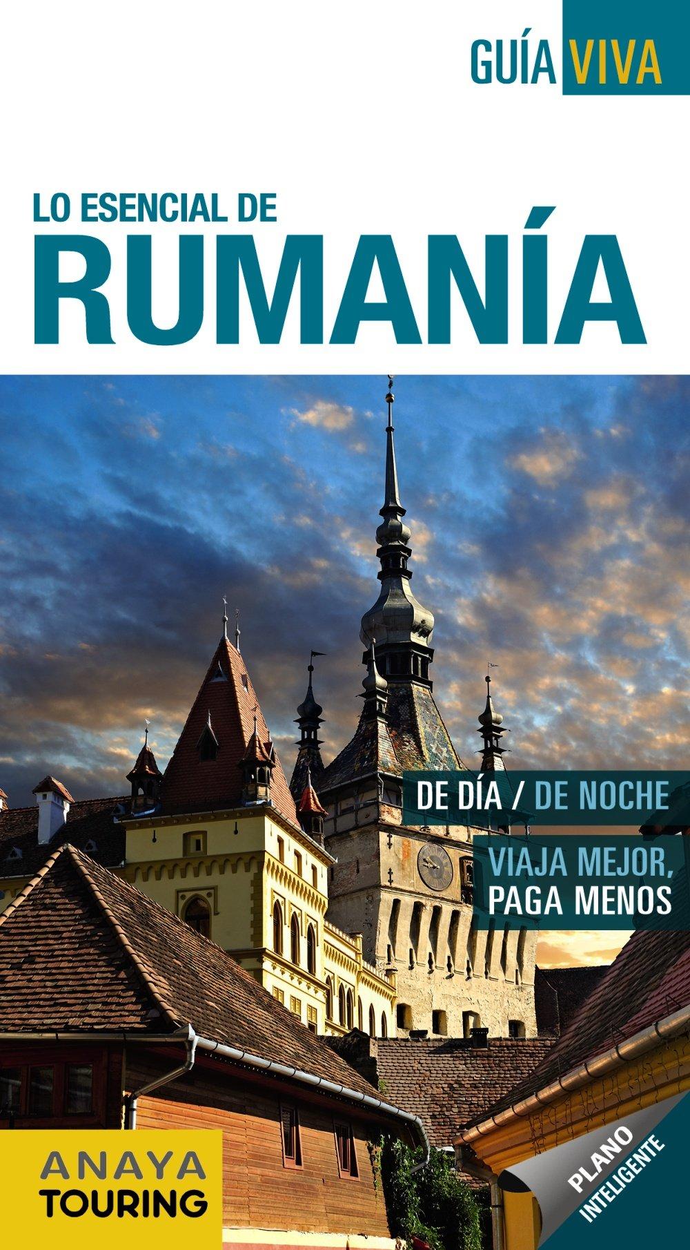 Rumanía (Guía Viva - Internacional) Tapa blanda – 30 mar 2017 Anaya Touring Gonzalo Vázquez Solana 8499359299 Romania