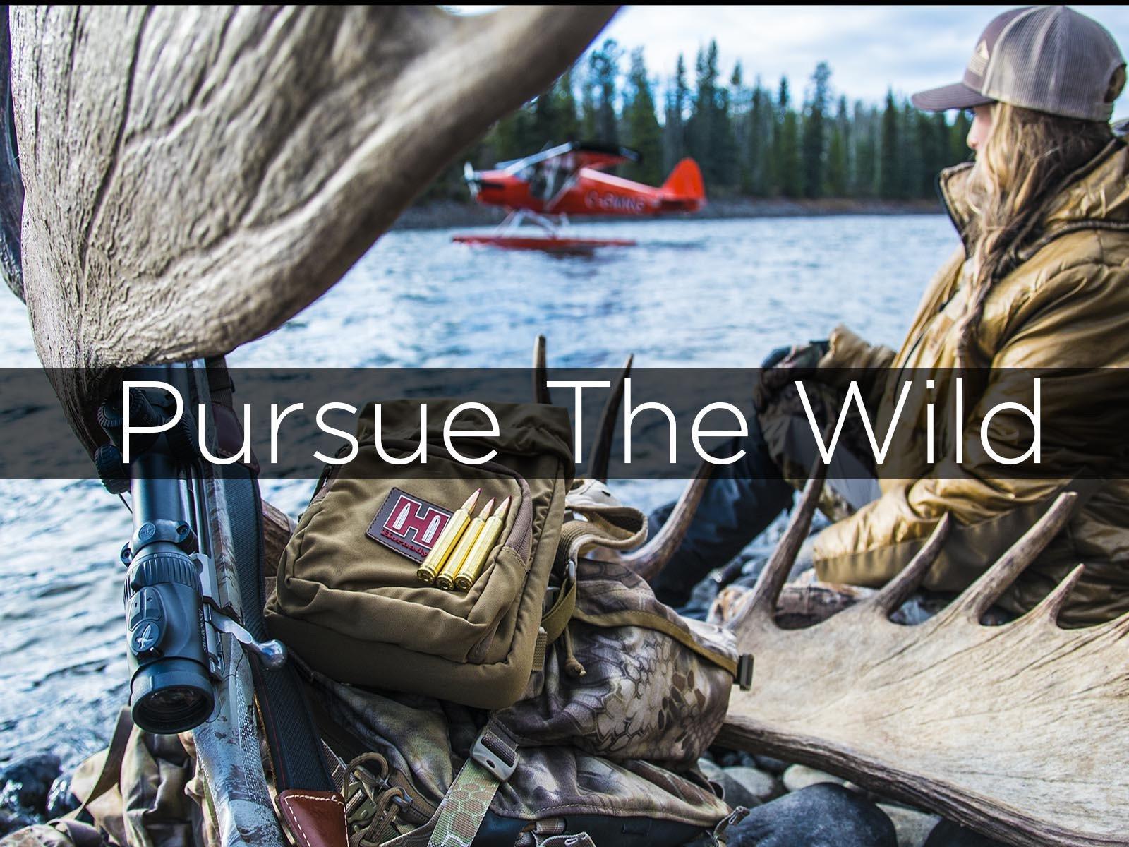 Pursue The Wild on Amazon Prime Video UK