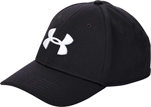 Under Armour 1254123-916, Gorra Para Hombre, Negro, L/XL: Amazon ...