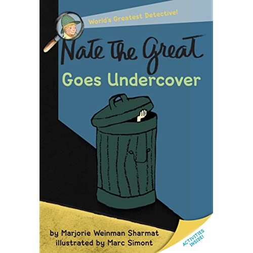 Nate the Great Goes Undercover (Nate the Great Detective Stories)