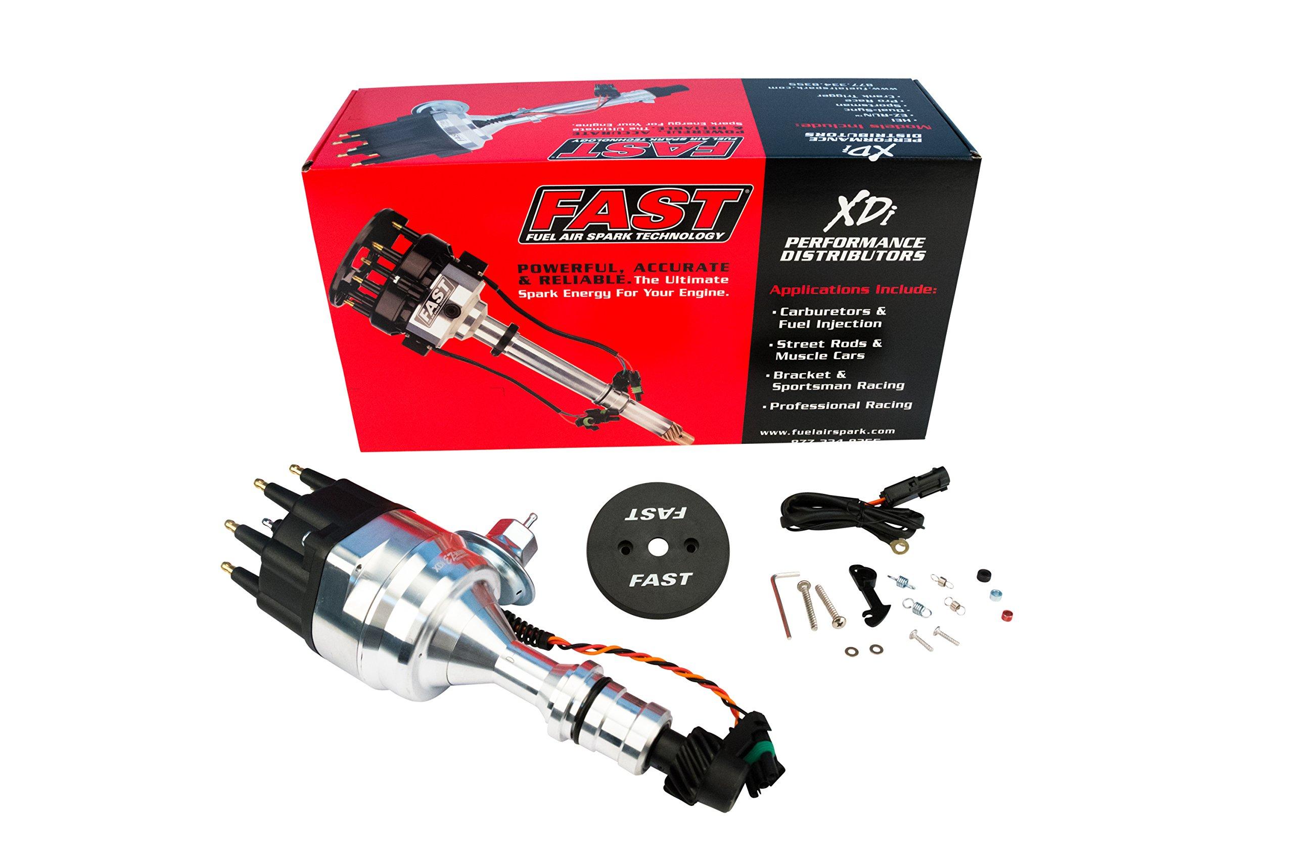 Fast 306018 XDI EZ-Run DistributorOlds V8 260-455 by FAST (Image #2)
