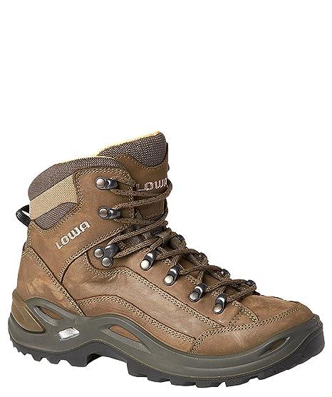 große Auswahl an Farben und Designs zuverlässige Qualität größte Auswahl Lowa Renegade Ll Mid Women Leather Boots - Stone UK 5 38 (Eu ...