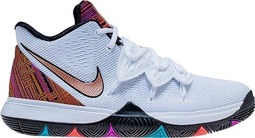 Amazon.com: Nike Kids GS Kyrie 5 BHM - Zapatillas de ...