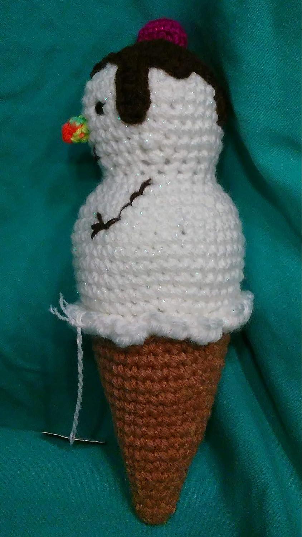 Ice Cream Cone Man