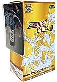 [CP4:Premium Champion Pack ] Pokémon Cartes XY 100 cartes en 1 boîte : EX × M × BREAK + 3pcs Premium Card Sleeve Version Corée TCG
