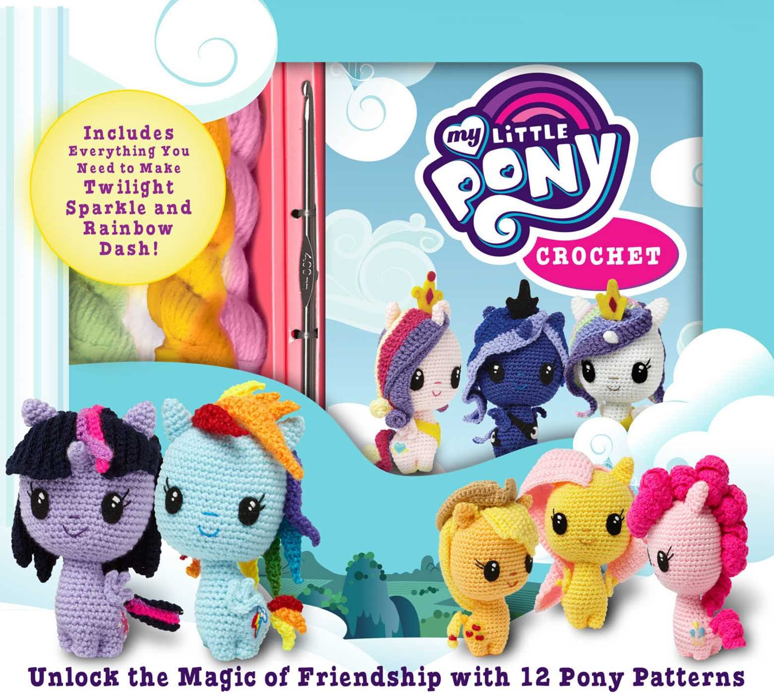 My Little Pony Crochet (Crochet Kits)