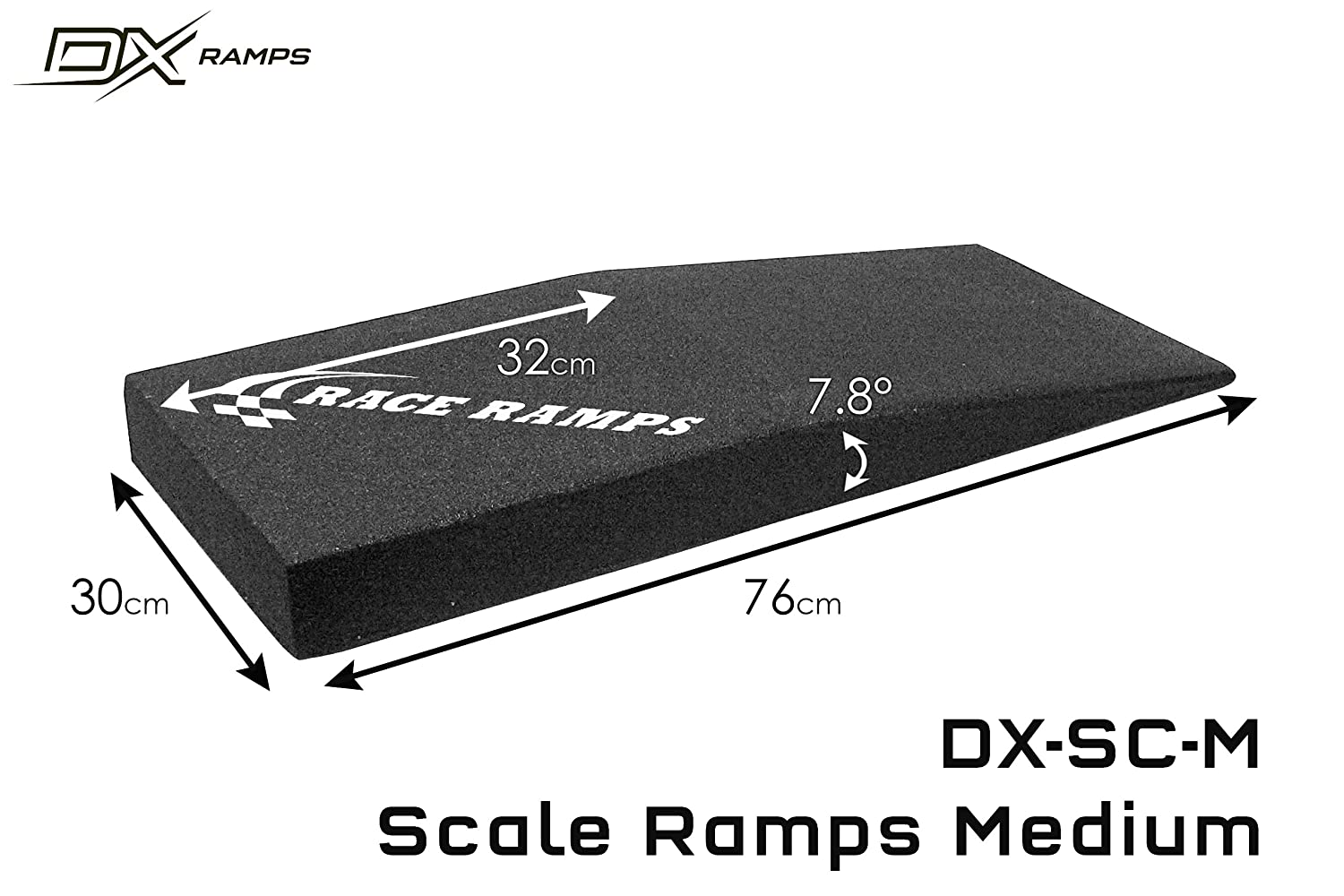 Race Ramps RR-SCALE-2 Scale Ramp