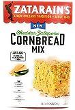 Zatarain's Cheddar Jalapeno Cornbread Mix - 12.5 Ounces, Pack of 2