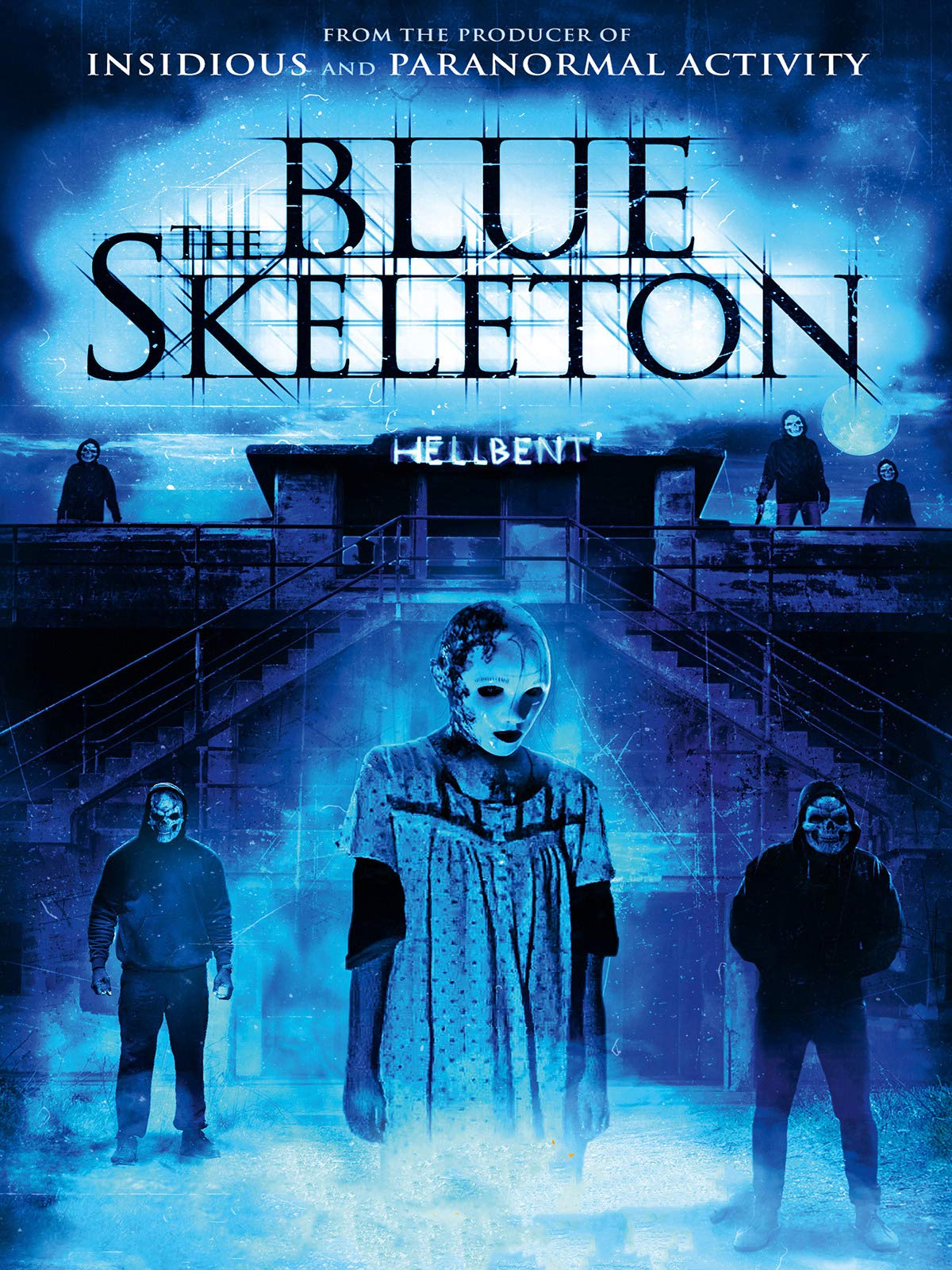 The Blue Skeleton